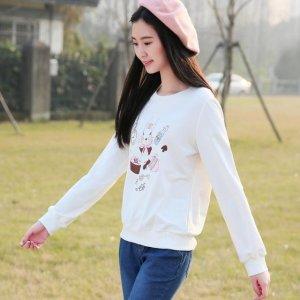秋季时尚美眉必备针织衫,搭配起来超easy