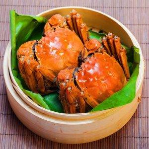 阳澄湖大闸蟹,十一黄金周,餐桌上不可或缺美味