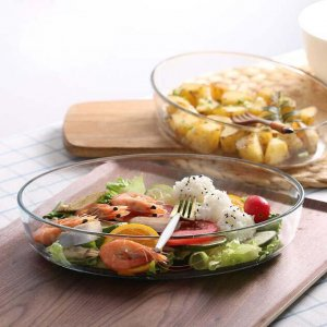 美食如果没有一套好的餐具怎能称得上是美食?玻璃餐具,最耐用