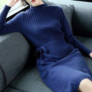 女人40要提升魅力,少不了一件像样的连衣裙,这几款真太好看了