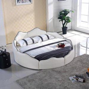 传统睡床已过时,来享受一下圆床吧,给你创造梦幻空间