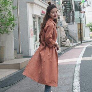这几款风衣外套又火了!穿出门约会,让你成为街上美丽的风景线