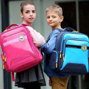 六款儿童双肩包,实用防水,给孩子更多方便
