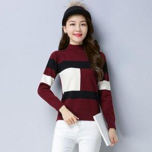 女人不要乱穿针织外套,这8款时尚打底衫让你时刻保持魅力