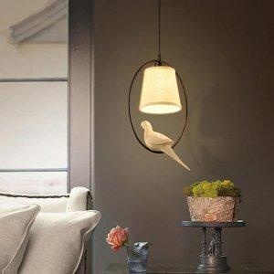 美式乡村灯饰,给你的家带来不一样的温馨浪漫的感觉