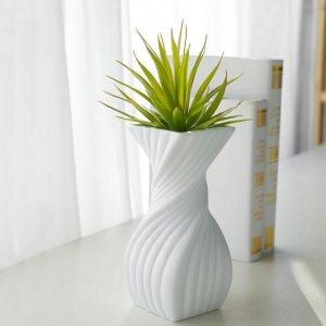 在家里摆一个陶瓷花瓶,平安如意,生活更吉祥