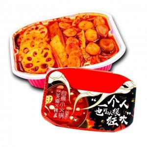 懒人小火锅,让你随时随地享受巴蜀风味的美食