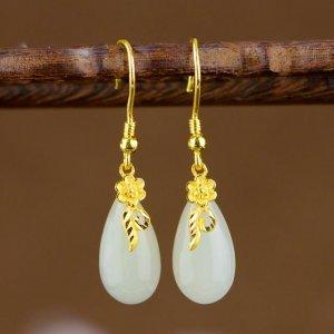 女人耳环别瞎戴,这5款黄金耳环今年巨流行,一款比一款有气质