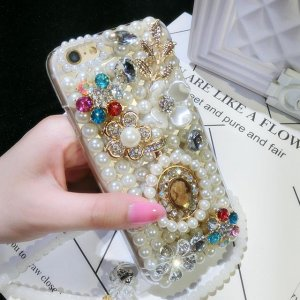 这样魅力四射的手机壳还是头次见到,好漂亮