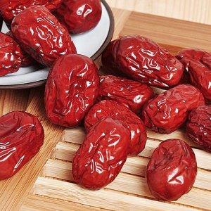 每天三颗枣,青春不显老,女人容易气血虚,适当吃红枣气色好