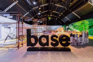 创意地产品牌base成功举办沉浸式城市生活印象展