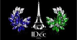 邂逅巴黎时尚 法国IDee艺术珠宝首饰与你有约