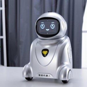 可爱的机器人宝宝,主人的智能小保姆
