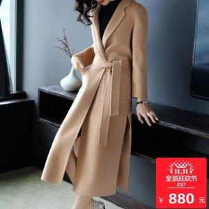 几件毛呢大衣让你美出新高度,好看又不贵,时尚还减龄