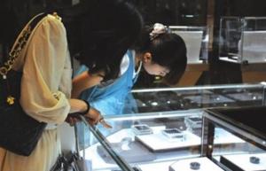 """福州首家珠宝情感定制中心,专属的""""礼物""""只为了特别的你!"""