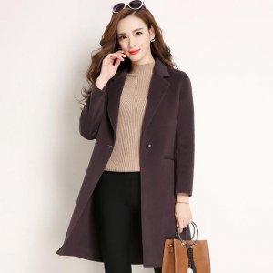 潮女第一步,大衣要选好,时尚大衣,让你一下魅力起来