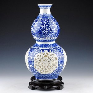 精美复古的陶瓷摆件,显得你骨子里很传统,家风特别好