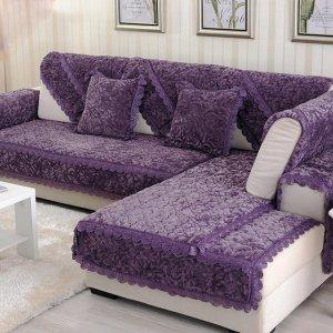 朋友见了就翻白眼的沙发垫别用了,欧式沙发垫,价格不贵还上档次