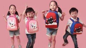 轻量减负书包帮助孩子护脊护肩,轻松学习