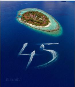 马尔代夫首家酒店举办45周年庆典