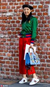 对圣诞节最尊重的搭配  红配绿成高级配色教程