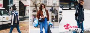 春季牛仔裤搭配趋势来袭   选九分裤绝对不出错!