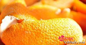 橘子皮洗脸的好处有哪些   橘子皮洗脸美容吗