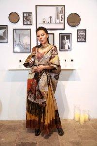著名高级珠宝设计师万宝宝莅任迪奥香氛世家中国大使