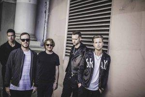 美国顶级流行摇滚乐团OneRepublic全球巡演深圳站火爆开唱