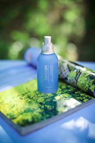 敏感肌可用的洁面 法国美帕蓝球洁面晶露囤起来!