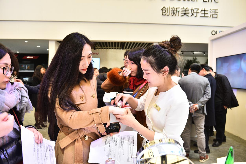 """""""面""""朝上海容颜盛开!LG'Pra.L 肤丽爱'为更好的你而来"""