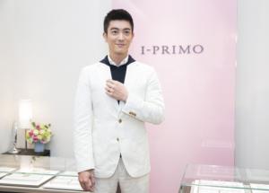 日本高端定制婚戒品牌I-PRIMO牵手杜江为情侣送上真挚祝福