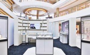 宝诗龙Boucheron: 在上海遇见巴黎,咫尺体验高级珠宝
