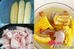 猪脚炖白萝卜做法介绍    猪脚和其他食材搭配完美搭配