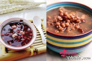 食用红豆薏米汤的一些禁忌    过量食用就有害