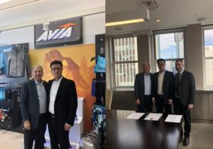 行业震动,国际品牌AVIA强势进驻中国 佰盈联手ASG打造大中华时