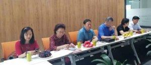 中国生殖产业协会领导到众生平安企业调研指导