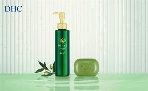 DHC橄榄清萃系列清爽上市 肌肤零污垢才能零黄牌