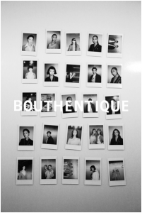 BOUTHENTIQUE 2019春季新品发布会 #EN BRIDGE