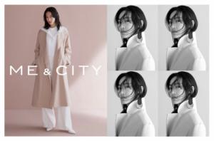 ME&CITY新代言人秦舒培,实力诠释都市女性生活