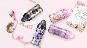 chuchubaby啾啾奶瓶,日本原装进口,奶瓶界的颜值担当!
