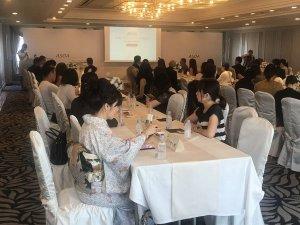 ASOA《让肌肤遇见奢华》发布会在东京举办