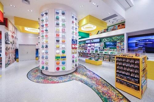 樂高亞洲第二家旗艦店開業,lava提供店內背景音樂