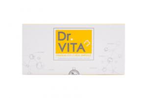 风靡亚洲的药妆名品Dr.Vita,究竟有何魅力?