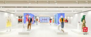 优衣库全球最大上海旗舰店新品发布会,带来更多春夏穿搭美学灵感