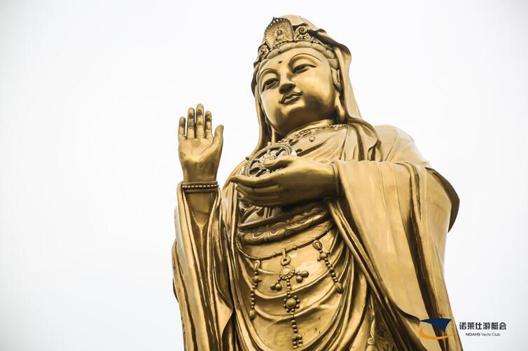 行走中的NYC | 普陀山礼佛禅修之旅完美收官!