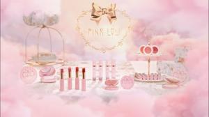 国内首创少女系彩妆PINK LOLI上市 风格独特受关注