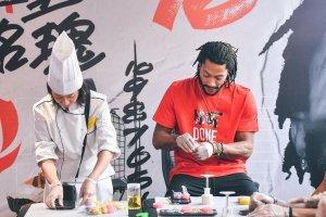 adidas Basketball 2019 德里克-罗斯中国行杭州站顺利启航