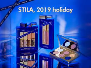 彩妆创新者―诗狄娜(STILA) 2019 Holiday系列上市