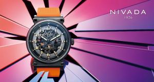 NIVADA尼维达手表,拒绝标签束缚